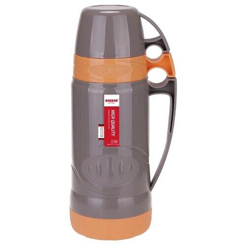 Классический термос Bekker BK-4396 (1 л ) серый термос bekker bk 4129 1 2л