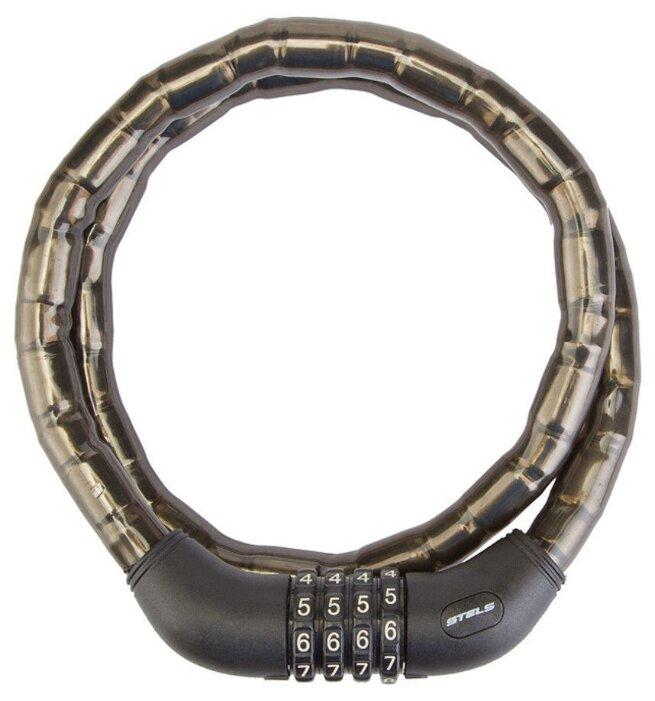 Велозамок STELS 81601 черный