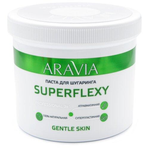 Паста для шугаринга ARAVIA Professional Superflexy Gentle Skin 750 г