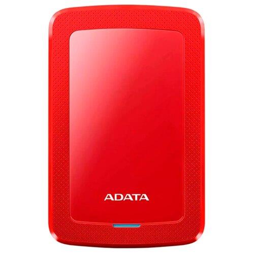 Внешний HDD ADATA HV300 2 ТБ красный