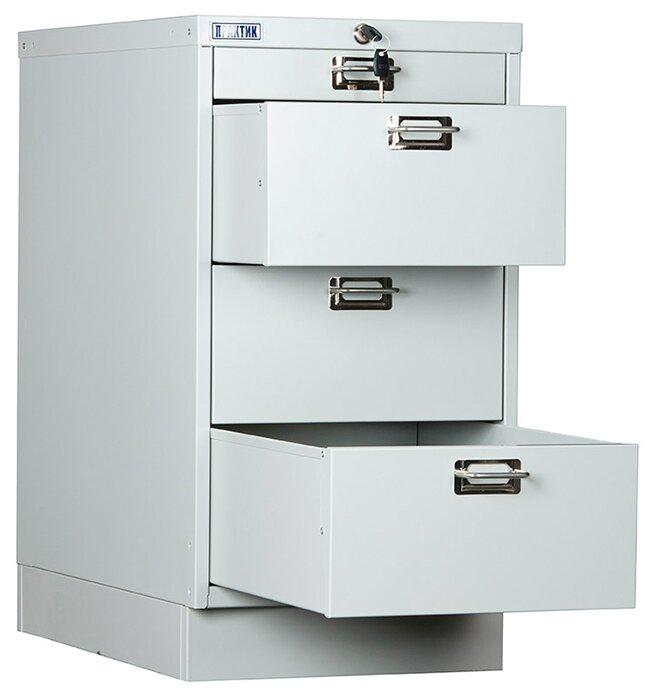 Шкаф офисный ПРАКТИК MDC-A3/650/4