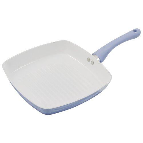 Сковорода-гриль AURORA AU5707 26х26 см, сиреневый