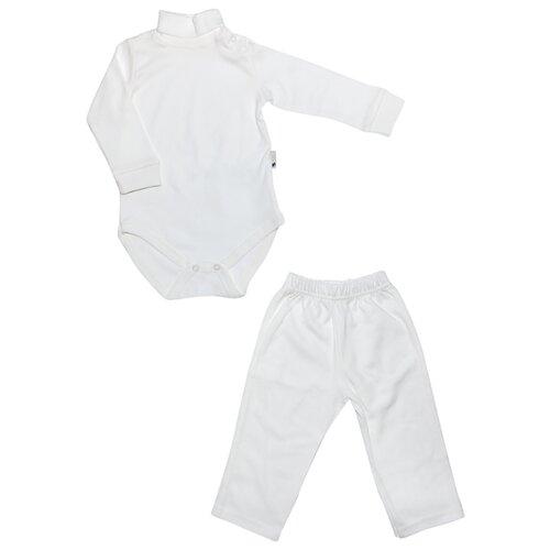Комплект одежды Клякса размер 92, экрюКомплекты<br>