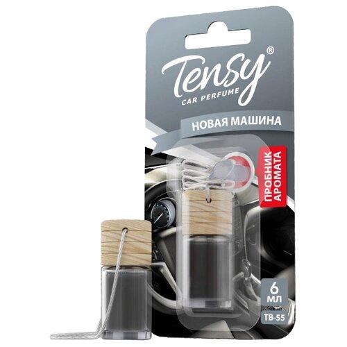Tensy Ароматизатор для автомобиля, TB-55, Новая машина 6 мл