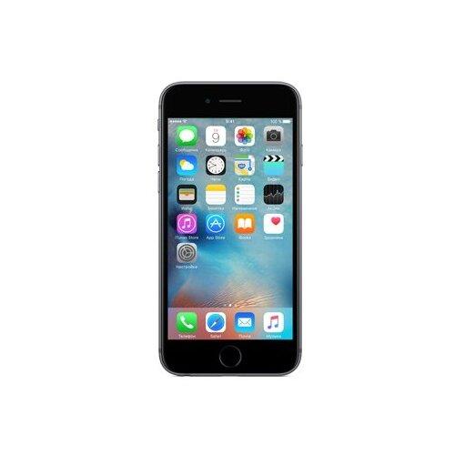 цена на Смартфон Apple iPhone 6S 128GB серый космос (MKQT2RU/A)