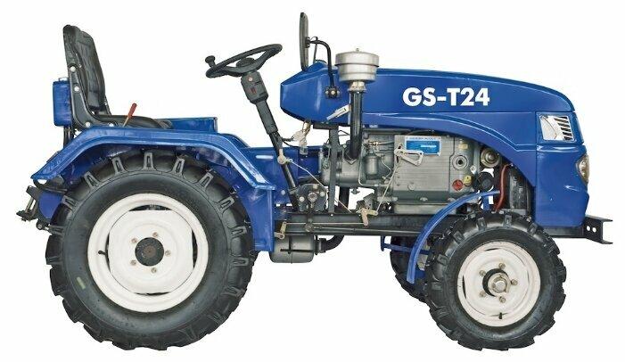 Мини-трактор Скаут GS-T24