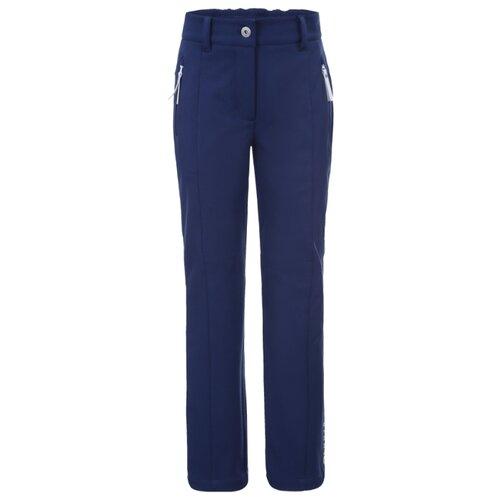Купить Брюки LUHTA 535079682LV размер 140, синий, Полукомбинезоны и брюки