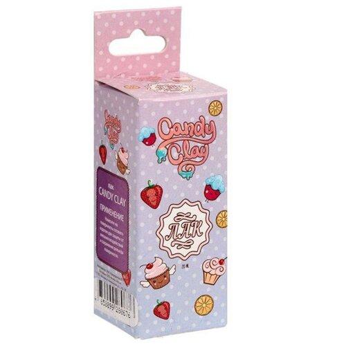 Лак для глины Candy Clay глянцевый (01-0198), 20 мл формочка блистер candy clay ягоды
