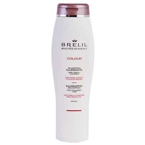 Фото - Brelil Professional шампунь BioTreatment Colour Illuminating для окрашенных волос 250 мл brelil professional маска biotraitement colour для окрашенных волос 220 мл