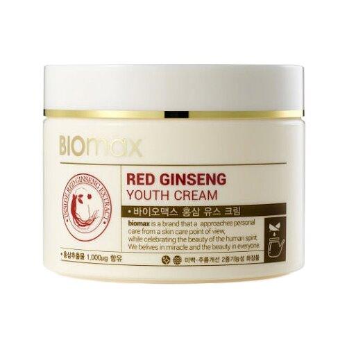 Biomax Red Ginseng Youth Cream Крем для лица с экстрактом красного женьшеня 100 мл.