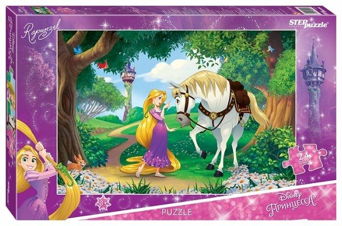 Пазл Step puzzle Disney Рапунцель - 2 (90040), 24 дет.
