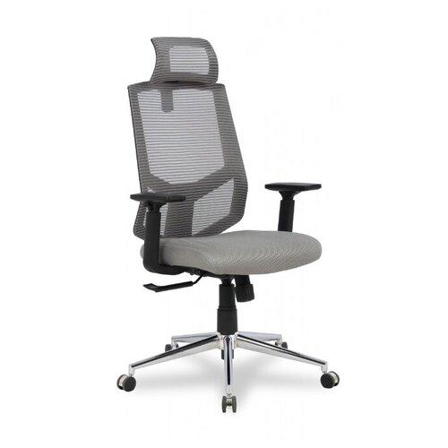Компьютерное кресло College HLC-1500HLX офисное, обивка: текстиль, цвет: серый college hlc 1500hlx серый