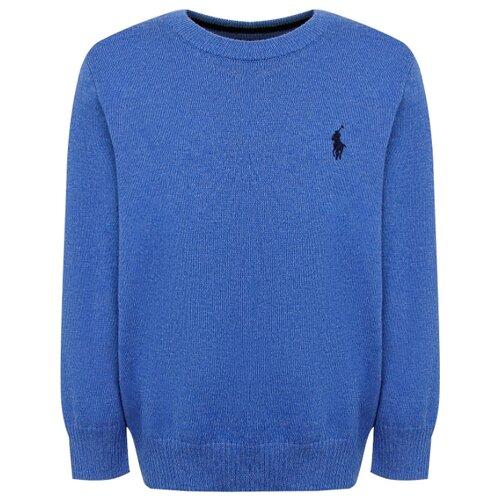 Джемпер Ralph Lauren размер 104, синий поло ralph lauren размер 104 голубой синий