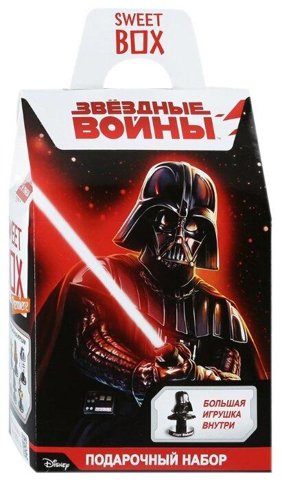Подарочный набор Конфитрейд SweetBox Premiere Звездные войны с сюрпризом 276 г