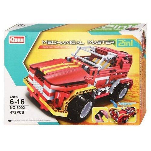 Купить Электромеханический конструктор QiHui Mechanical Master 8002 Дальний огонь, Конструкторы