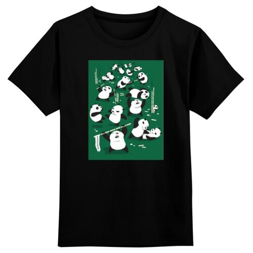 Футболка Printio размер 2XS, черный, Футболки и майки  - купить со скидкой