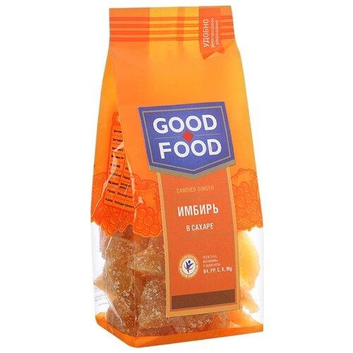 Имбирь сушеный Good Food в сахаре, 130 г good food comfort food