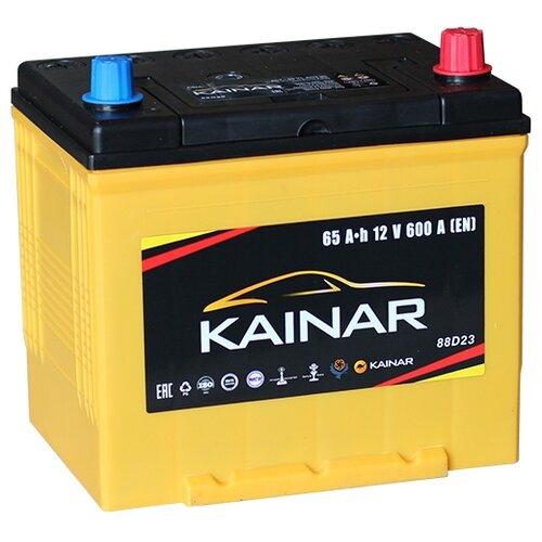 цена на Автомобильный аккумулятор Kainar 6СТ-65 VL АПЗ Asia о.п.