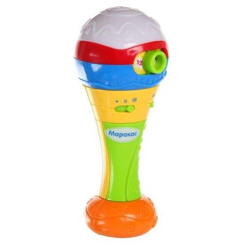 Joy Toy маракас 0940 разноцветный трансформер joy toy бомбардир