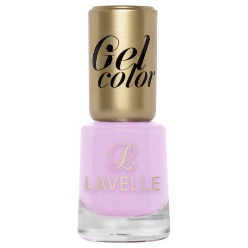 Лак Lavelle Gel Color 12 мл. 012 нежно-розовыйЛак для ногтей<br>