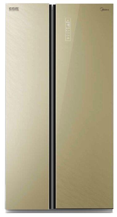 Холодильник Midea MRS518SNGBE — купить по выгодной цене на Яндекс.Маркете