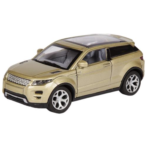 Купить Легковой автомобиль Handers Land Rover (HAC1602-104) 1:32 12 см золотистый, Машинки и техника