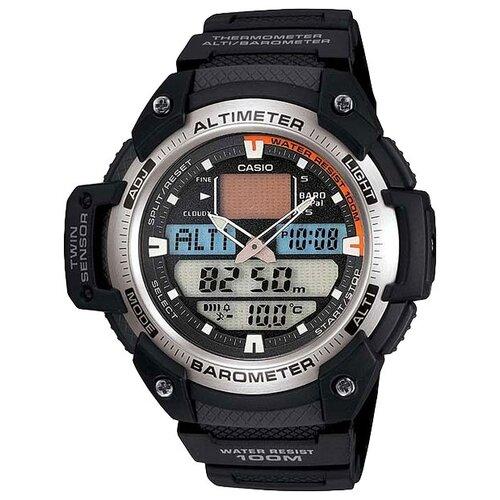 Наручные часы CASIO SGW-400H-1B casio часы casio mrw 400h 9a коллекция analog