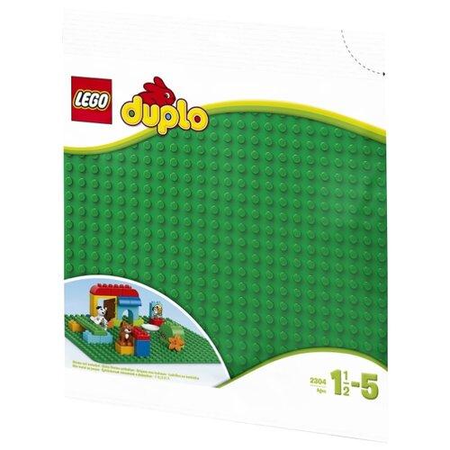 Фото - Конструктор LEGO DUPLO 2304 Зеленая плата megir 2304