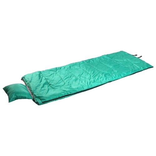 Спальный мешок Greenhouse SP-4 зеленый