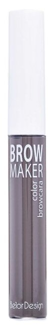 Belor Design Тушь для бровей Brow Maker, тон 012