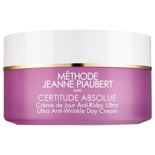 Methode Jeanne Piaubert Certitude Absolue Ultra Anti-Wrinkle Day Cream Крем для лица против морщин, 50 мл méthode jeanne piaubert supermince gel ultra amincissant anti yoyo pour le corps