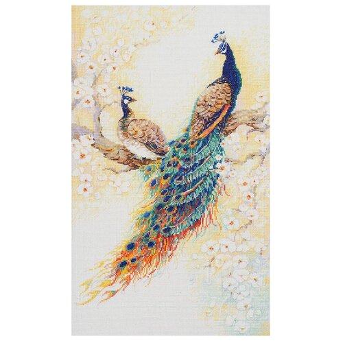 Купить Риолис Набор для вышивания Premium Персидский сад 30 х 50 см (100/029), Наборы для вышивания