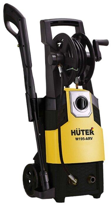 Мойка высокого давления Huter W195-ARV 2.5 кВт