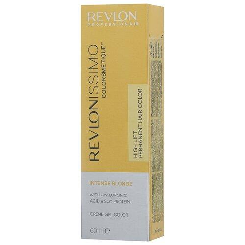 Revlon Professional Revlonissimo Colorsmetique стойкая краска для волос Intense Blonde, 60 мл, 1232 pearl краска для волос revlon professional revlon professional re044lmuks43
