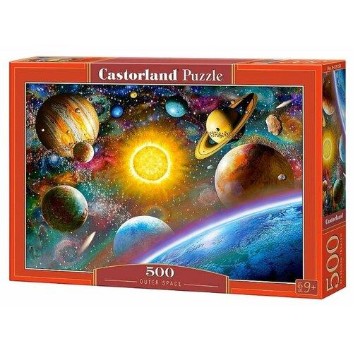 Купить Пазл Castorland Outer Space (B-52158), 500 дет., Пазлы