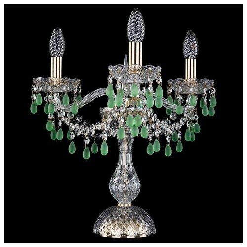 Настольная лампа Bohemia Art Classic 12.24.3.141-37.BR.V5001, 120 Вт настольная лампа bohemia art classic 11 23 12 23 3 141 37 br dr