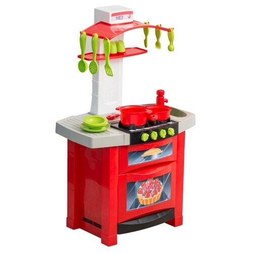 Кухня HTI Smart 1684472 красный/зеленый/белый