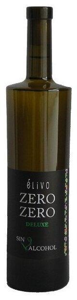 Вино безалкогольное Elivo белое сухое 0.75 л