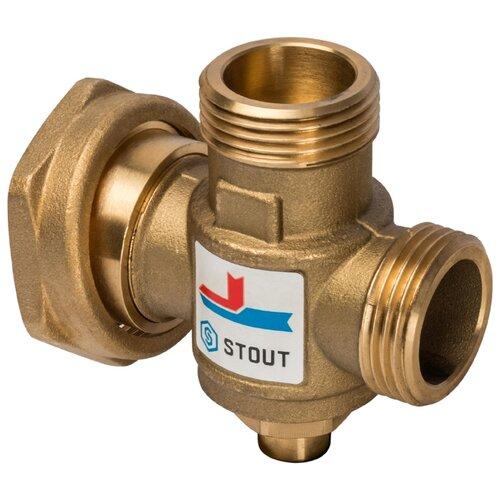 Термостатический клапан для радиатора STOUT SVM-0050-327007