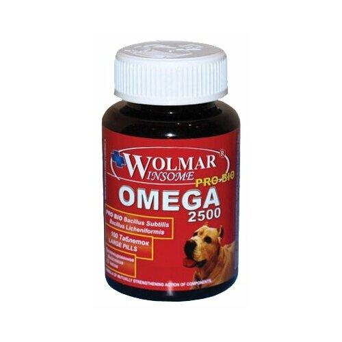 Витамины Wolmar Winsome Pro Bio Omega 2500 100 таб.