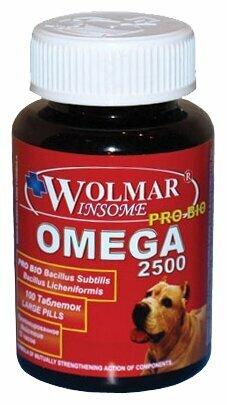 Витамины Wolmar Winsome Pro Bio Omega 2500