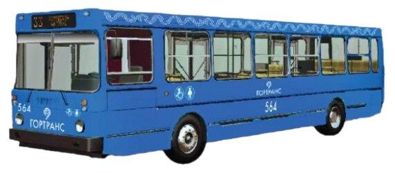 Автобус ТЕХНОПАРК SB-18-28WB 17 см