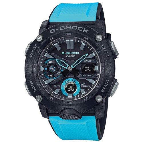 Наручные часы CASIO GA-2000-1A2 наручные часы casio ef 539d 1a2