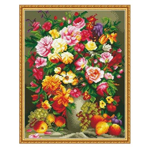 Купить Molly Набор алмазной вышивки Осенний натюрморт (KM0121) 40х50 см, Алмазная вышивка