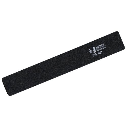 Mertz Пилка полировочная 981, 100/180 грит черный