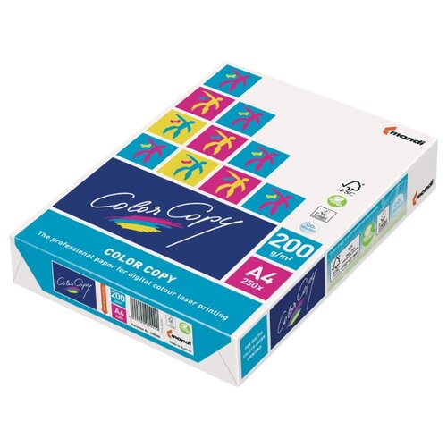 Бумага Color Copy A4 Office 200 г/м² 250 лист. белый 1 шт.