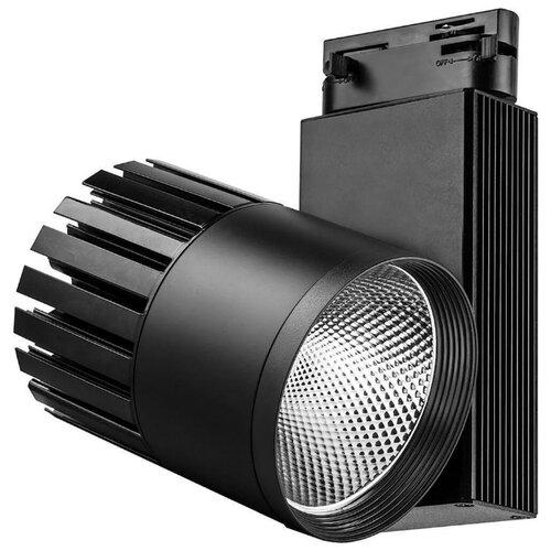 Трековый светильник Feron AL105 29696 трековый светодиодный светильник feron al100 32511