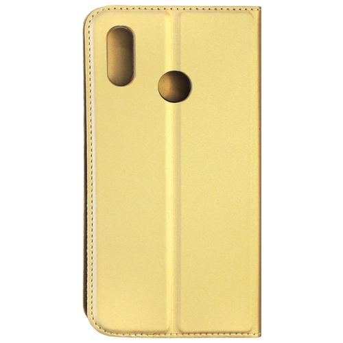 Чехол Akami для Huawei P20 Lite (искусственная кожа) золотойЧехлы<br>