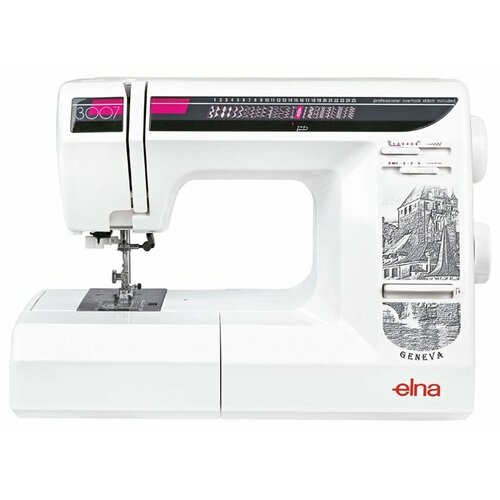 Швейная машина Elna 3007 швейная машина elna excellence 680