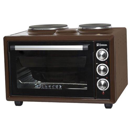 Фото - Мини-печь Василиса ВС-2К39 коричневый мини печь gfgril gfao 500 коричневый